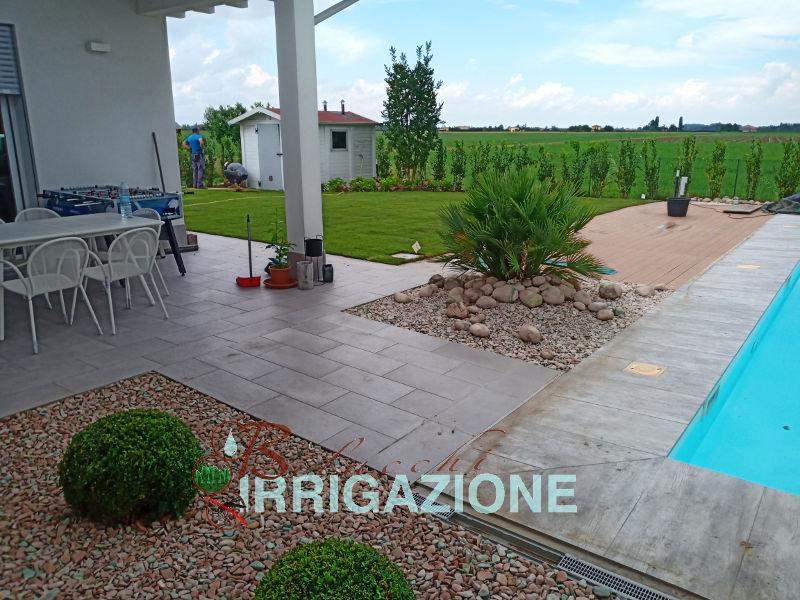 realizzazione e manutenzione aree verdi ditta Bilacchi